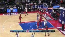 Los Angeles Clippers 104-98 Detroit Pistons