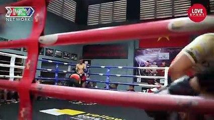 Nguyễn Trần Duy Nhất - NO.1 MUAY CLUB FIGHT NIGHT - Trịnh Hoài Nam vs Danh Thanh Tuấn