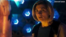 Doctor Who Series 12 - Bringing in the Legacy Element