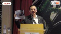 Lim Guan Eng tegur gambar beliau berseorangan