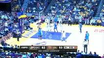 Oklahoma City Thunder 110-114 Los Angeles Lakers