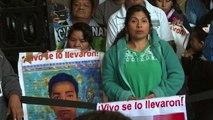 México reinstalará expertos internacionales para caso Ayotzinapa