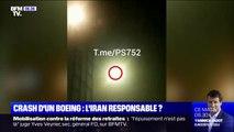 Crash en Iran: cette vidéo montrerait le moment où le Boeing 737 aurait été frappé par un missile, selon le New York Times