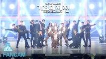 [예능연구소 직캠] MAMAMOO x SEVENTEEN - 넌 is 뭔들 + Clap @2019 MBC Music festival 20191231