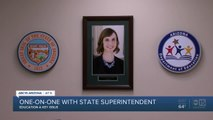 Superintendent Kathy Hoffman talks top priorities and challenges ahead of new legislative session