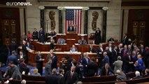 Iran : la Chambre des Représentants adopte une résolution pour brider Donald Trump