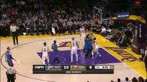 Oklahoma City Thunder 108-101 Los Angeles Lakers