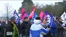 Réforme des retraites: Résumé des manifestations du jeudi  9 janvier  contre la réforme des retraites