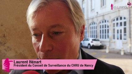 Nouvelle étape pour le CHRU Nancy déclaré « priorité nationale »
