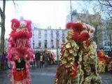 La Danse du Lion (Nouvel An Chinois)
