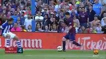 Barcelona'da atılan en güzel rövaşata golleri