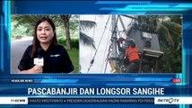 Pascabanjir dan Longsor Sangihe, Rumah Warga Sudah Teraliri Listrik