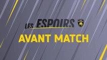 Espoirs Stade Rochelais / Bayonne, la Phrase