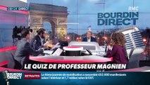 Quel député estime qu'on est plus en démocratie dans la monarchie belge que dans la République française ?... Relevez le quiz du Professeur Magnien ! - 10/01
