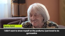 Meet oldest living Olympic champion and holocaust survivor who has just turned 99  | SNTV Exclusive