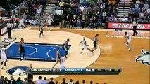 San Antonio Spurs 83-107 Minnesota Timberwolves