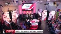 Le monde de Macron : Heurts à Saint-Augustin, le retour de la violence - 10/01