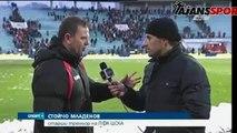 Levski Sofia - CSKA Sofia kavgası