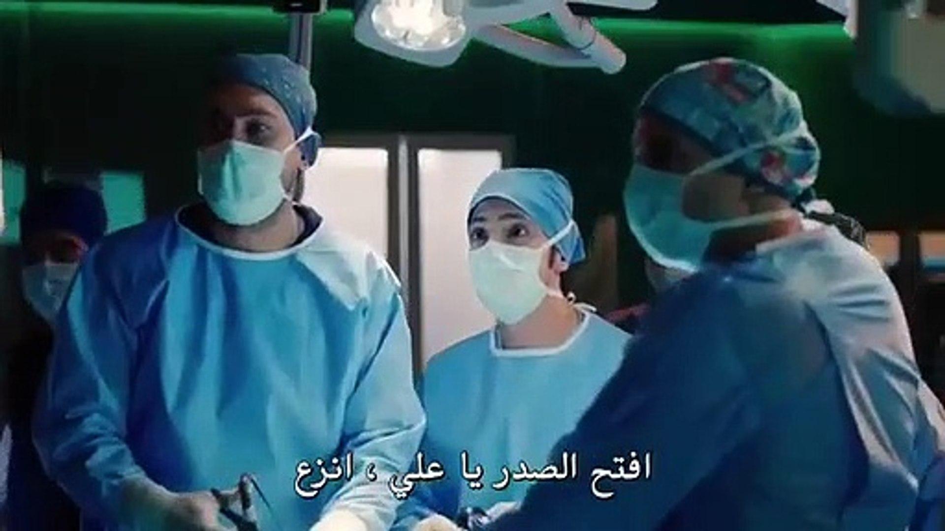 مسلسل الطبيب المعجزة الحلقة 17 مترجم موقع قصة عشق