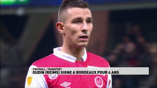 Oudin signe à Bordeaux pour 4 ans