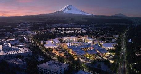 Toyota Woven City : la ville connectée grandeur nature