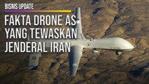 Fakta Drone AS Yang Tewaskan Jenderal Iran