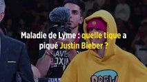 Maladie de Lyme : quelle tique a piqué Justin Bieber ?