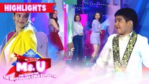 Yorme, Catriona and the It's Showtime hosts dance Tala   It's Showtime Mini Miss U