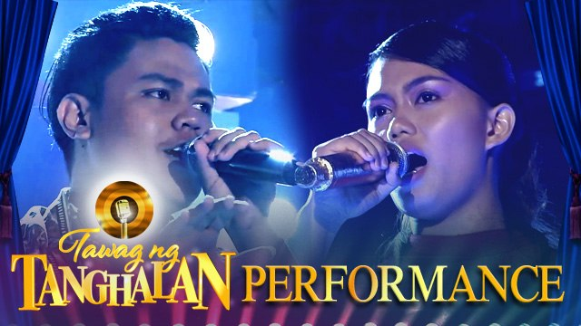 Joshua Madrid steals the golden microphone from Laika Olmoguez | Tawag ng Tanghalan