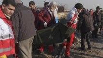 Flugzeugabsturz im Iran: USA, Kanada und GB gehen von Abschuss aus