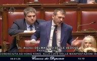 Andrea Delmastro- Fratelli d-Italia è al fianco dei manifestanti per la libertà (10.01.20)