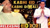 Salman Khan Announces His Next Film Kabhi Eid Kabhi Diwali On Eid 2021