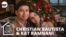 Christian Bautista and wife Kat Ramnani reveal a secret in their home | PEP Celeb Homes