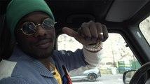 En voiture avec Keita Balde