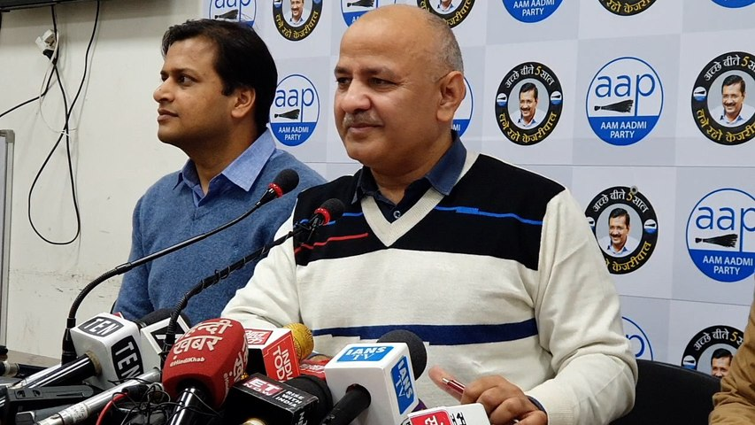 What kind of party is BJP? Scared of film, education: AAP