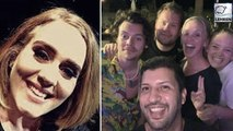 Adele Weight Loss Secret Revealed As She Holidays With Harry Styles & James Corden