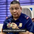 Southern Metro chief sorry: I mistook GMA reporter as a threat