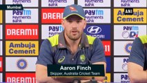 "IND VS AUS 2020 : Aaron Finch Says ""In India,You Have To Be Much Disciplined With The Basics"""