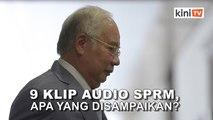 9 klip audio SPRM, apa yang cuba disampaikan?