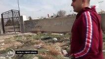 Crash en Iran : témoignages sur la zone de la catastrophe