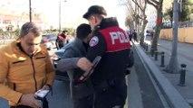 İstanbul'da yeni yılın ilk 'Kurt Kapanı 1' uygulaması Gerçekleştirildi