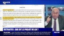 """Âge pivot: pour Emmanuel Lechypre, les syndicats vont discuter avec """"un pistolet sur la tempe"""""""