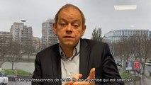 Relations entre médecins des établissements de santé et entreprises du médicament - Interview Thomas Borel, directeur des affaires scientifiques au Leem