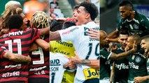 Ranking digital dos clubes brasileiros