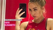 Kate Elisabeth, YouTubeuse de 20 ans, voyage à travers le monde