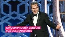 Le discours anti-Hollywoodien de Joaquin Phoenix était parfait !