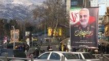 En Iran, le deuil et le doute