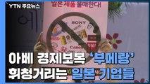 아베가 쏘아올린 '경제 보복'...유탄맞은 日 기업도 '휘청' / YTN