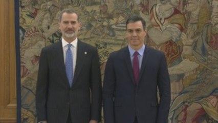 Sánchez perfila su gobierno