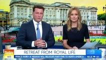 Royals expert reveals Buckingham is in damage control | Today Show Australia